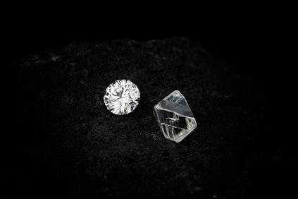 キンバーライトsダイヤモンドs母岩_2