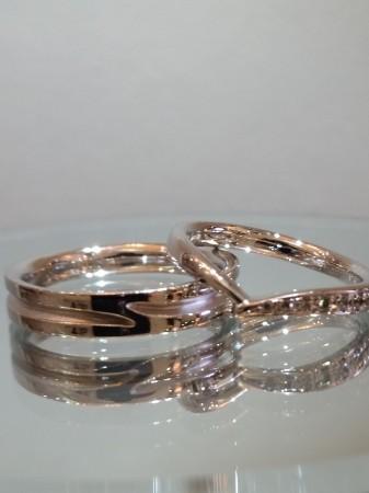 ブランカ カペラ 結婚指輪