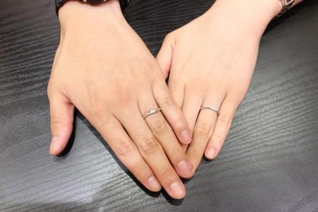 結婚指輪 大分 ブランカ