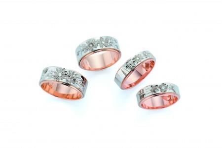 p_手彫り花  ブランカ 結婚指輪