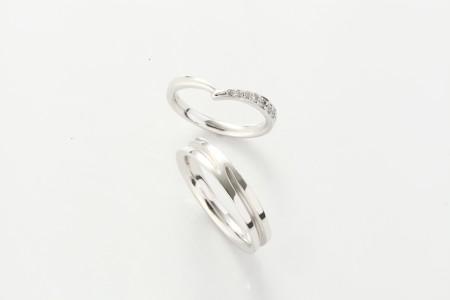 結婚指輪 大分 ペア