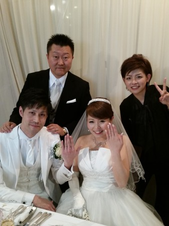 ブランカ大分店 結婚式