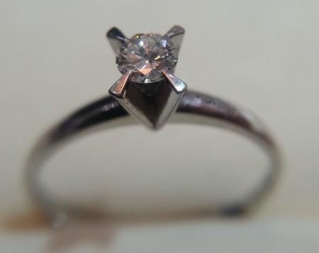 ダイヤモンド たて爪 昔