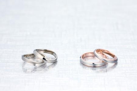 遥 結婚指輪 ブランカ