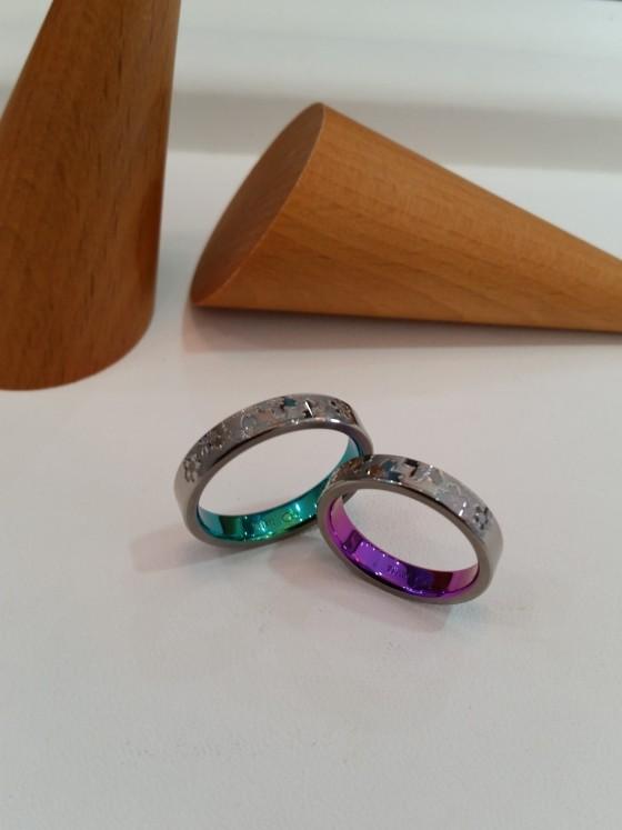 山桜 大分 結婚指輪