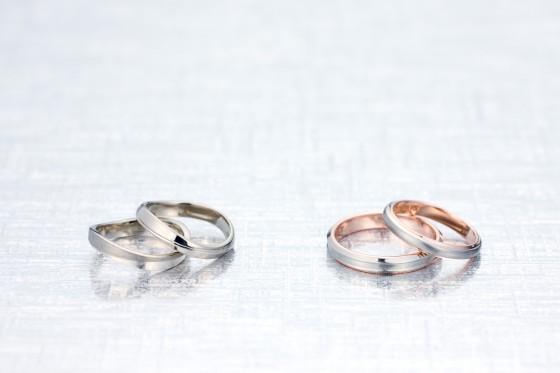 遥 大分 結婚指輪 パラジウム