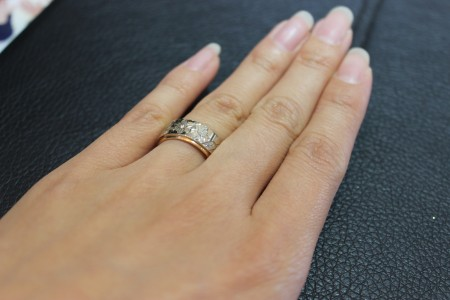結婚指輪 大分  ③