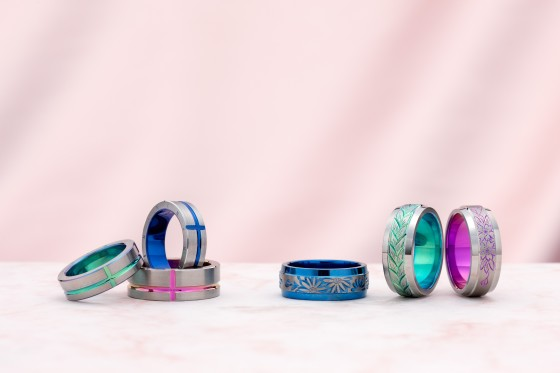チタン 大分 結婚指輪
