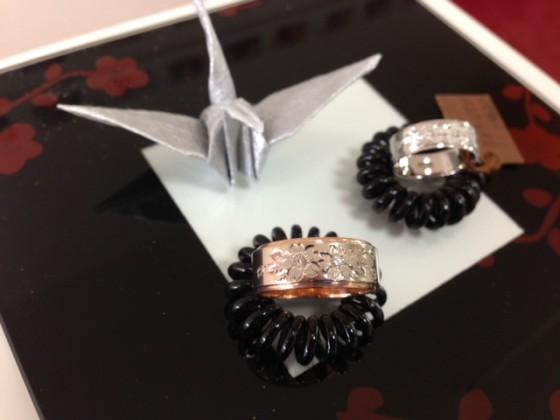 太め 結婚指輪