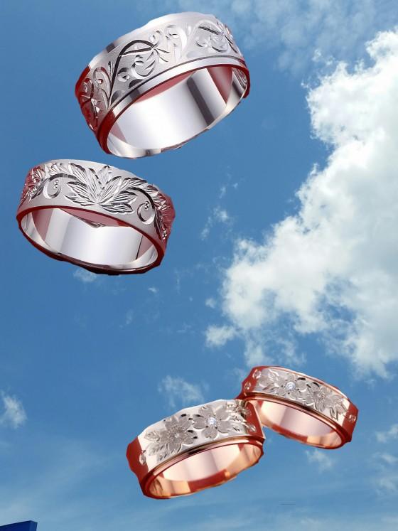 結婚指輪 輪