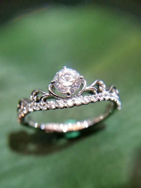 婚約指輪 大分市