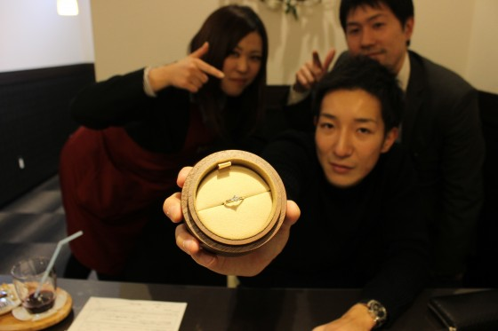 宮崎 婚約指輪 ブランカ