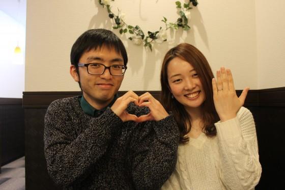 宮崎 婚約指輪 ブランカ宮崎