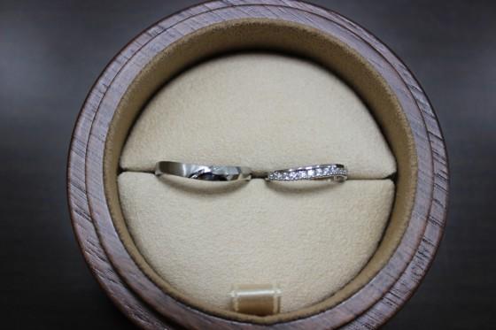 結婚指輪 宮崎 ブランカ
