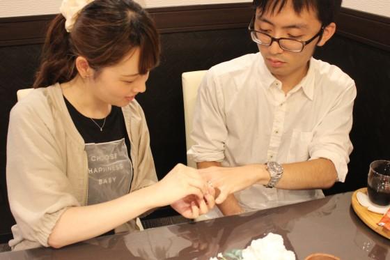 宮崎  結婚指輪 ブランカ宮崎