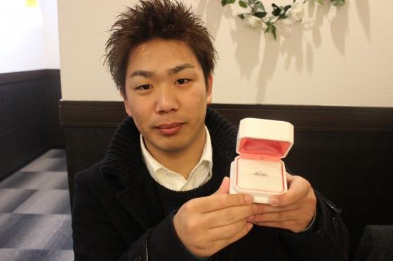 宮崎 婚約指輪 ブランカ宮崎店