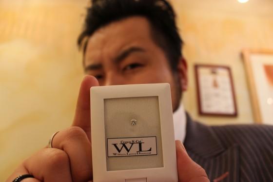 WLD ウィリアムレニーダイヤモンド