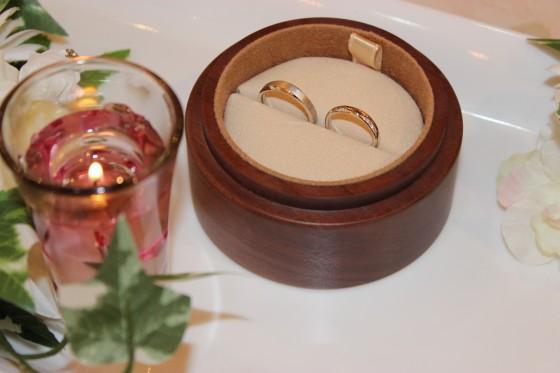 コラニーの結婚指輪