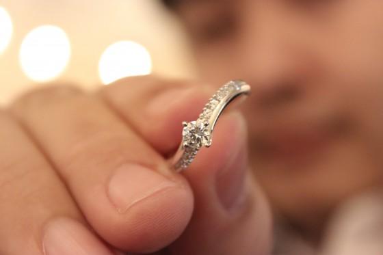 男を決めるダイヤモンド!