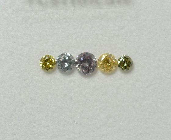 カラーダイヤモンドならジュエルミキ