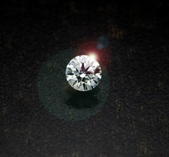 最高に輝くダイヤ