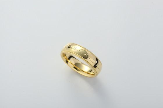 太めの指輪