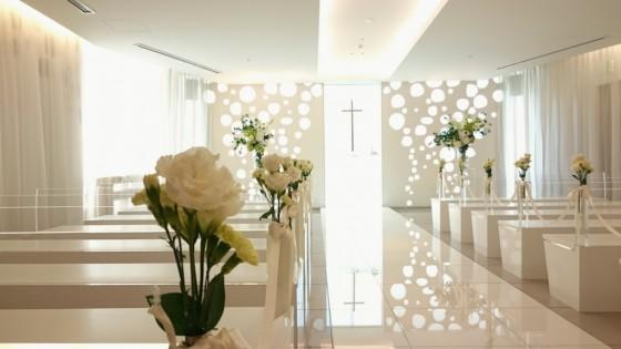 ジュエルミキ チャペル 結婚式